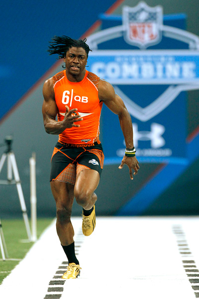10 Most Jacked Guys in the 2012 NFL Draft