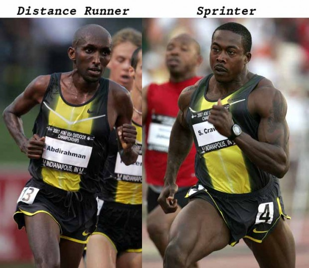 Distance v Sprint HIIT