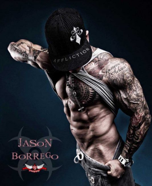 Jason Borrego