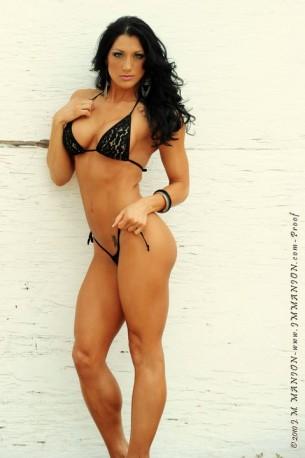 Candice Keene Bikini
