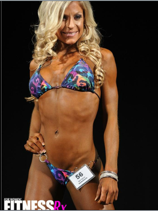 Charlene Petersen bikini