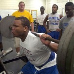 4 Foundational Lifts for Football Linemen