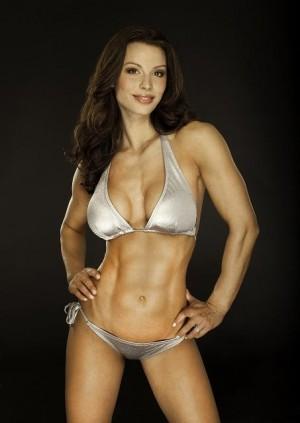 Jelena Abbou bikini
