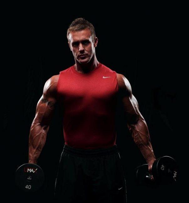 Bodybuilder and Sponsored Athlete Brandan Fokken Talks
