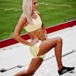 NCAA and Pro Basketball Player Turned Fitness Model Steffi Sorenson Talks With TheAthleticBuild.com