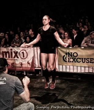 Katie Hogan jump rope crossfit