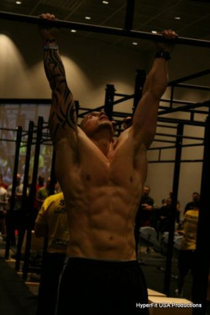 Athletic build diet abs crossfit