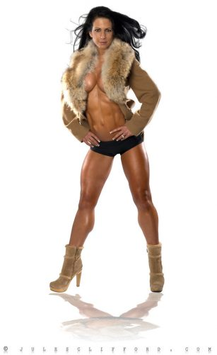 Ifbb Pro And Fitness Model Janet Lynn West Talks With