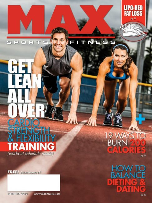 Dave Dreas Max Sports Cover