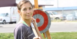 Erin Lavoie hot lumberjack