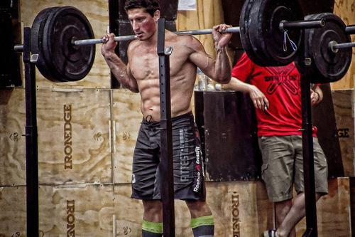 hot crossfit guy