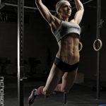 Crossfit Athlete and Figure Competitor Allison Moyer Interview