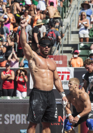 Rich Froning Athletic Build