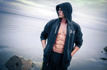 Matt Ferro Athletic body