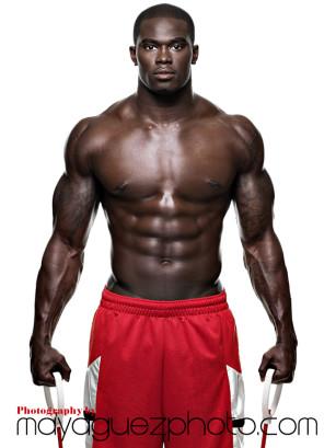 Jacked NFL Player Ihedigbo