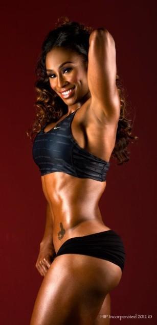 IFBB Pro Tissilli Rogers