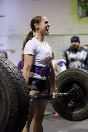 Female Strongman