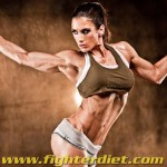 Fighter Diets Pauline Nordin Talks With TheAthleticBuild.com