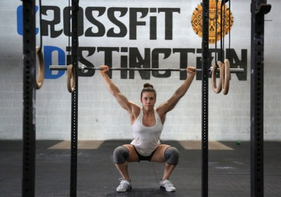 Hot crossfit girls