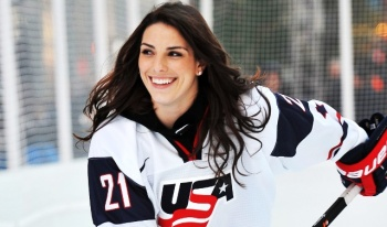 Hilary Knight Hockey