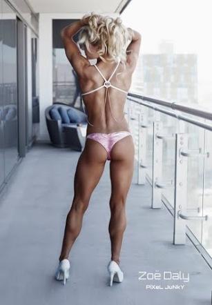 Zoe Daly Butt