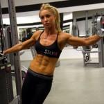 Fitness Athlete Michaela Augustsson Talks With TheAthleticBuild
