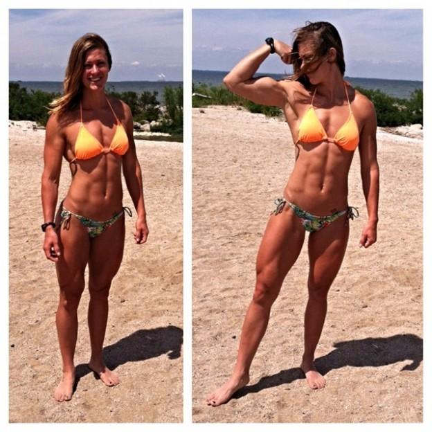 Danielle Sidell Bikini