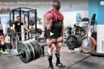 George Leeman deadlift