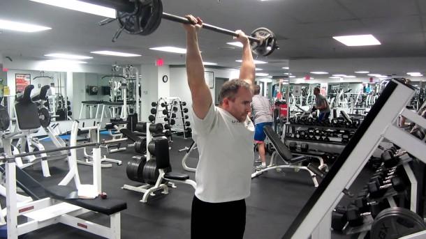 Five Exercises For Bigger, Stronger, Healthier Shoulders