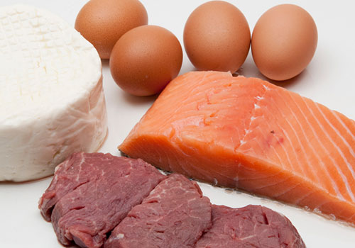 Lean protein sources