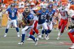 NFL endurance