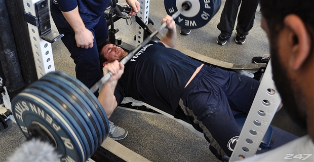 Penn State Bench Press