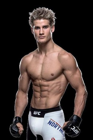 Most jacked mma fighters