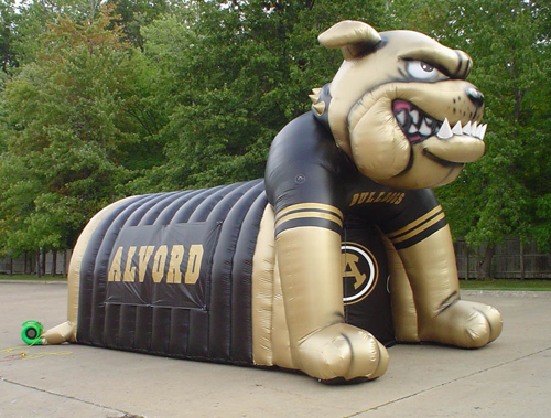 bulldog tunnel