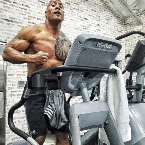 Dwayne Workout: Strength Training For 40-Somethings: Building Muscle Safely