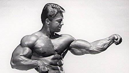 Golden Age Bodybuilder