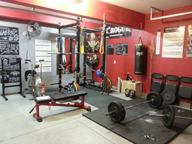 Garage gyms that will make you drool