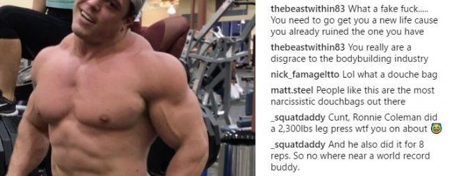 Brad Castleberry hate