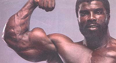 robby robinson biceps