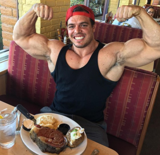 Brad Castleberry diet