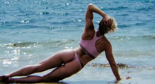 Whitney Miller butt
