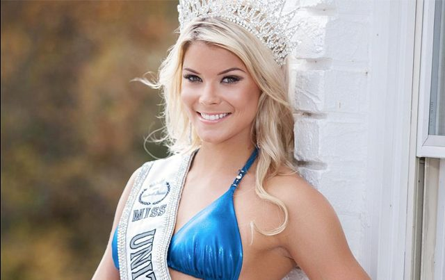 Whitney Miller Miss United States