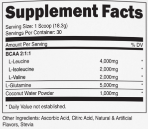 transparent-labs-bcaa-glutamine-ingredients