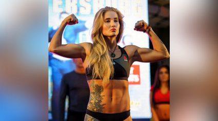 Anastasia Yankova hot