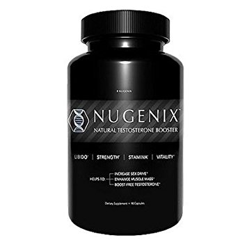 Nugenix Bottle