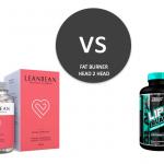 Leanbean vs Lipo 6 Black Hers Fat Burner Review