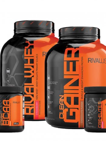 Supplement stack to build muscle