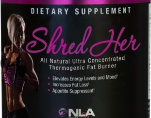 Shred Her by NLA review